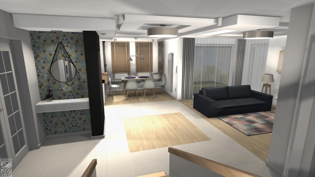 projekt domu 2a