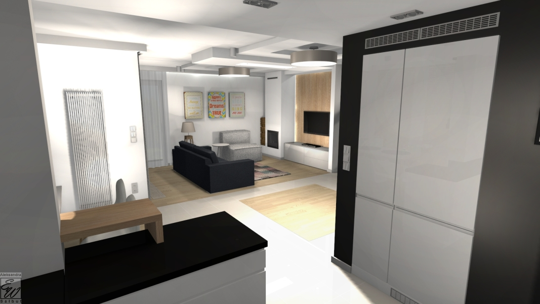 projekt domu 2c