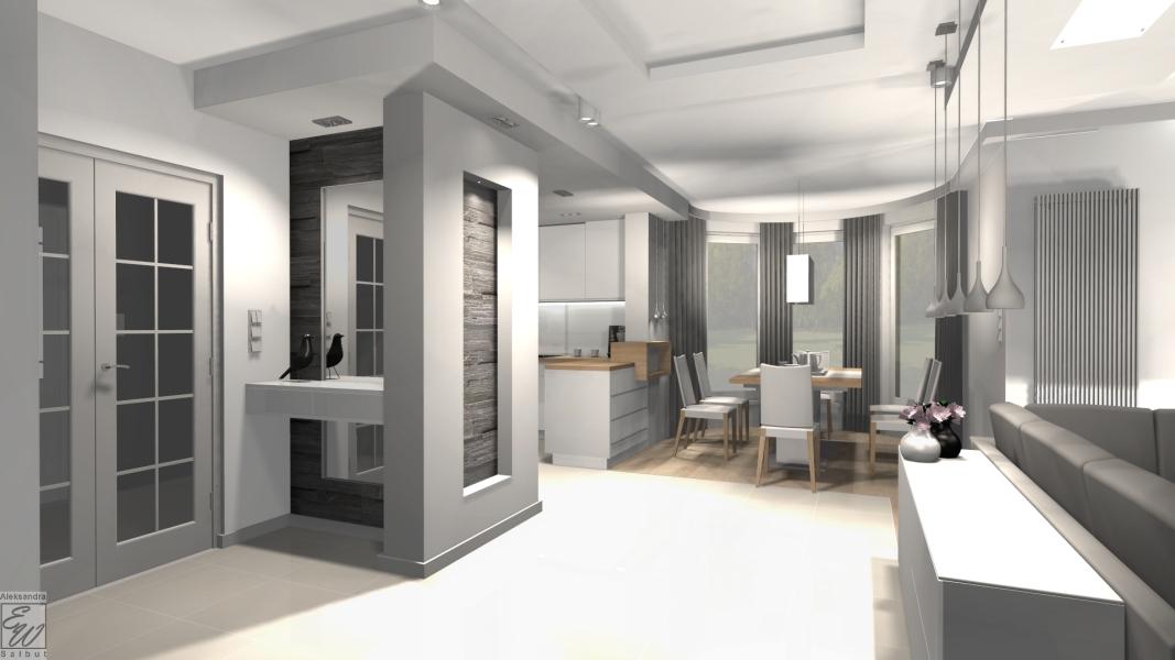 projekt domu 4b