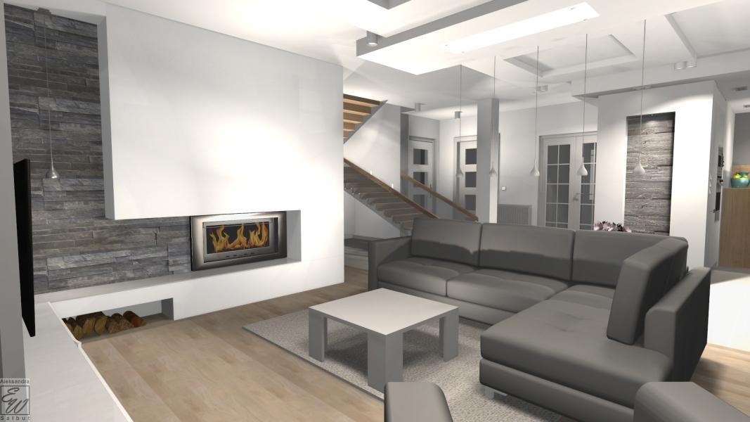 projekt domu 4g