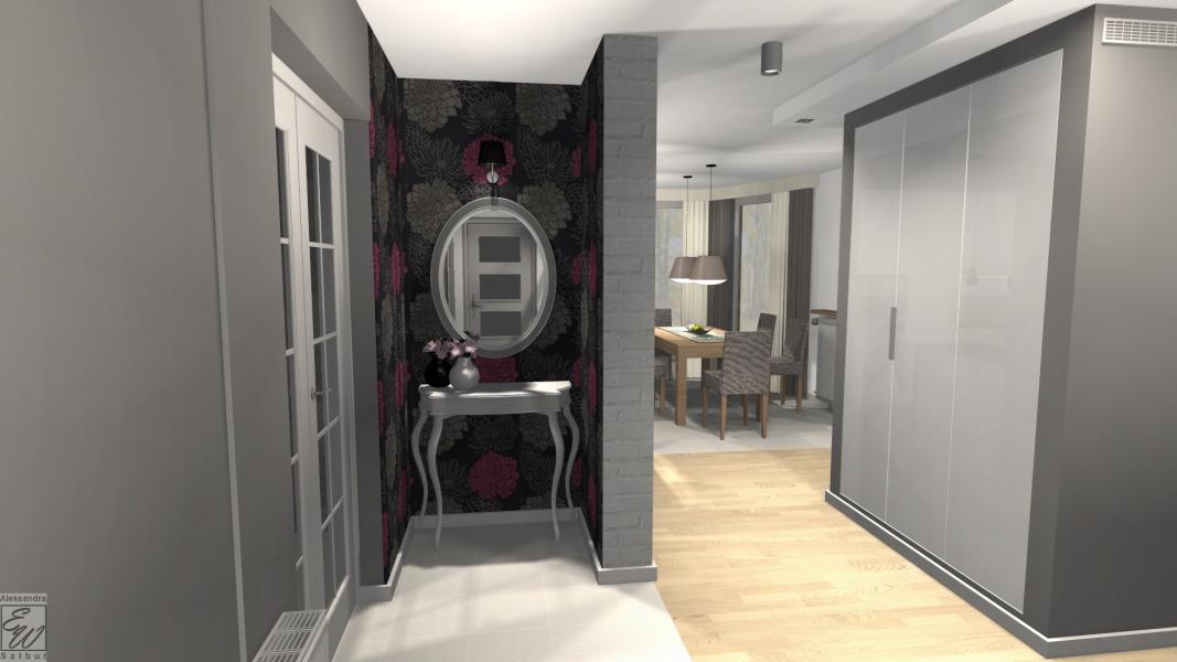 projekt domu 1a