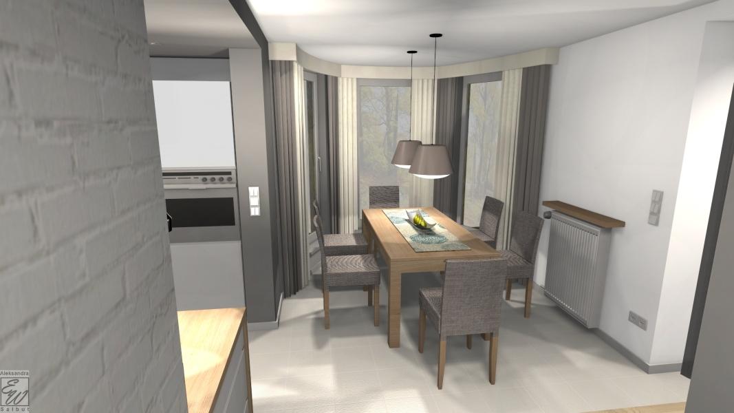 projekt domu 1b