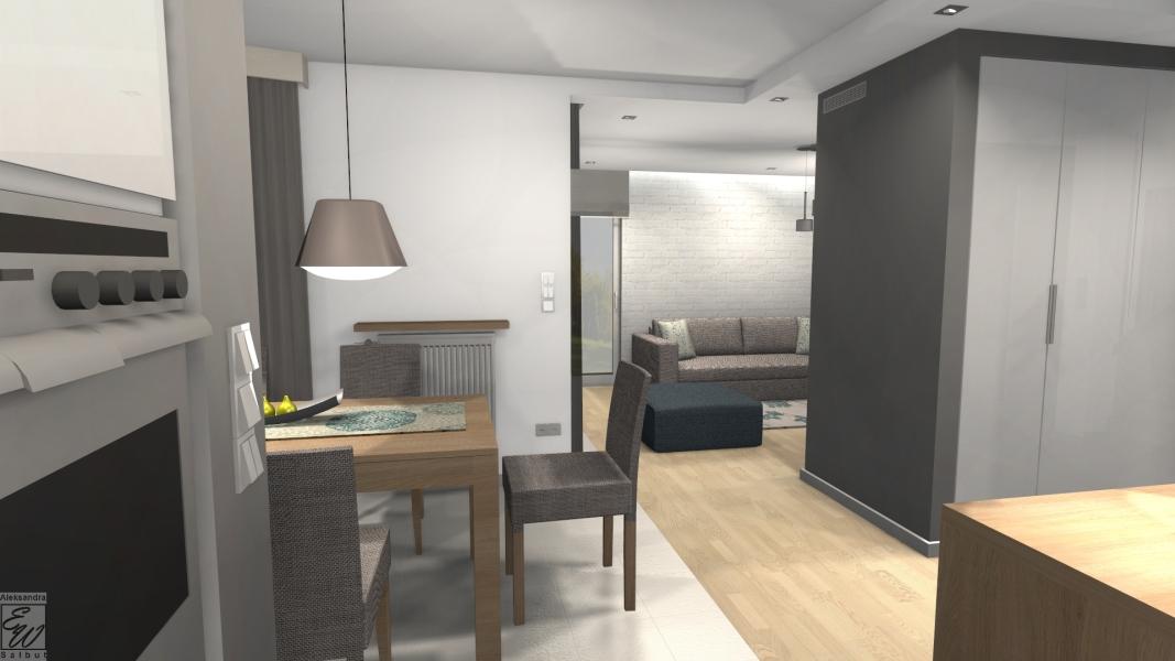 projekt domu 1g
