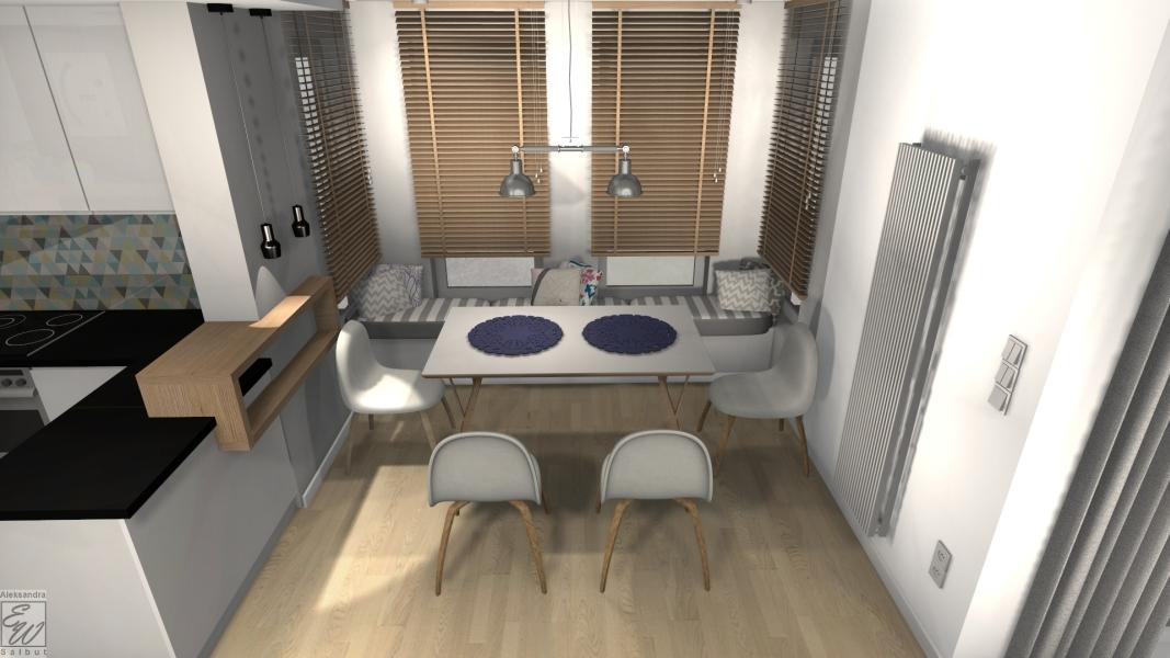 projekt domu 2b